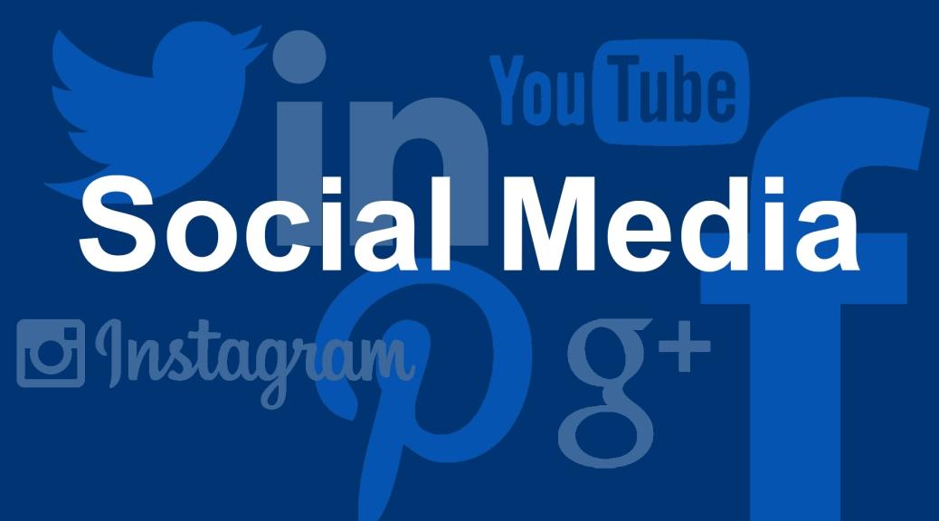 BlueRally Social Media