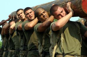 USMC Team Building Course